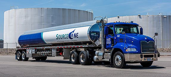 Source One Truck