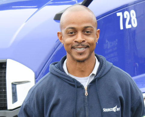 Source One Truck Driver